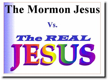Real Jesus vs Counterfeits logo