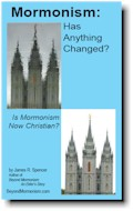 Mormonism: Has Anything Changed? cover