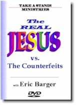 Real Jesus vs. Counterfeits cover